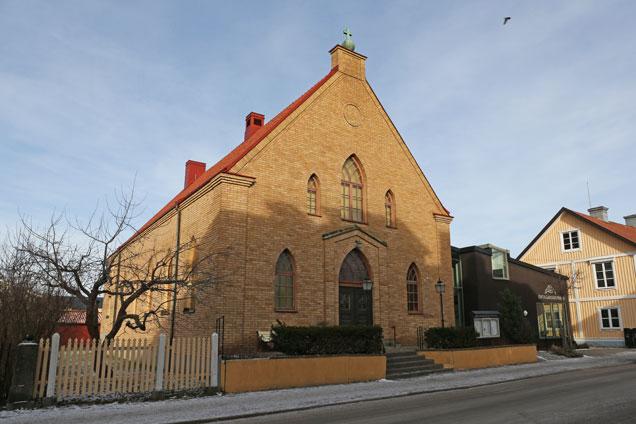 Örtagårdskyrkan Arboga