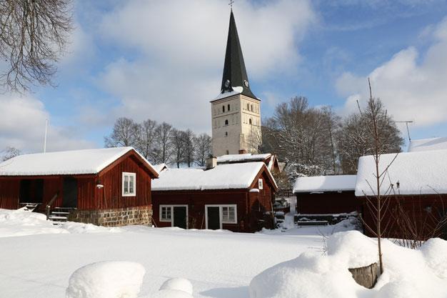 Kyrkan i Norberg