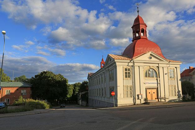 Equmeniakyrkan i Söderhamn