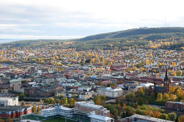 Sundsvall Foto: No WaIT AB